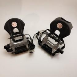 Pedaler till spinningcykel Spinstar Trainer, Sprinter och Racer
