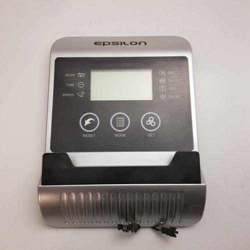 Display/Dator Motionscykel Epsilon M50