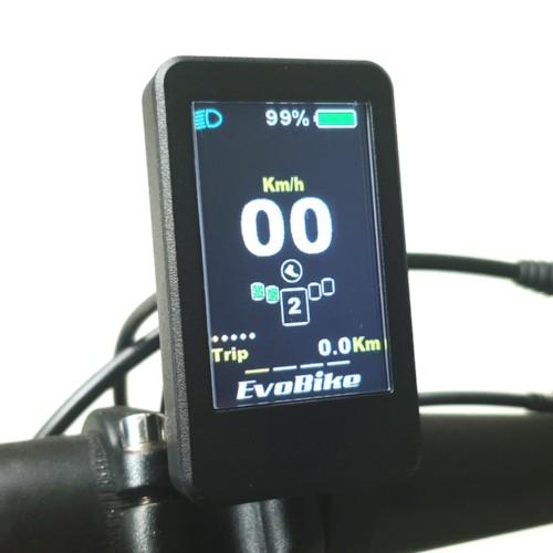 Elcykel EvoBike ECO-3 250W 2020 - Blå - herr