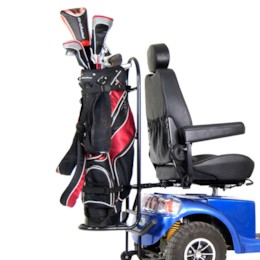 Golfbagshållare