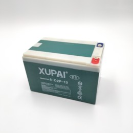 Lead Acid Batteri 48V-12Ah till Velocifero Mad 1600W