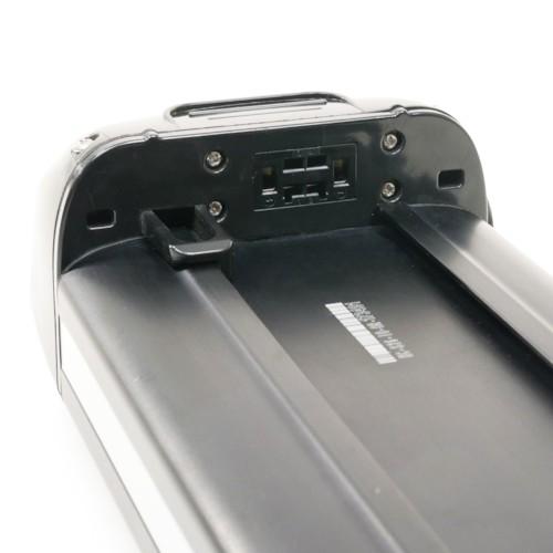 Lithiumbatteri 36v 10,4Ah 6-pins Samsung för pakethållare - 2019