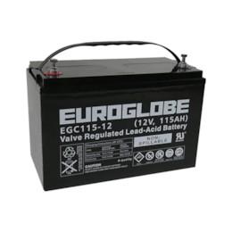 Batteri, 12V 115Ah AGM