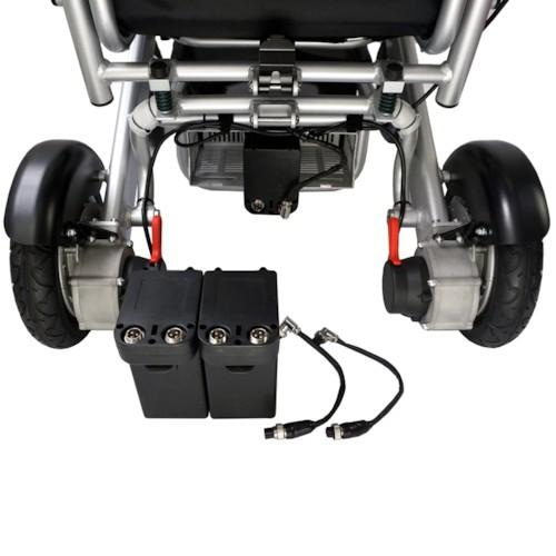 Extra litiumbatteri 24V 10Ah Blimo Elite - 3-stiftskontakt