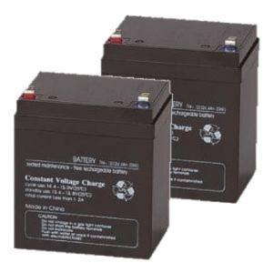 Batteriset 24 V 5,4 Ah