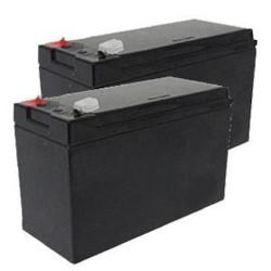Batteriset 24 V 9 Ah
