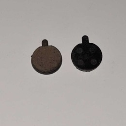 Bromsklossar Runda - 18mm