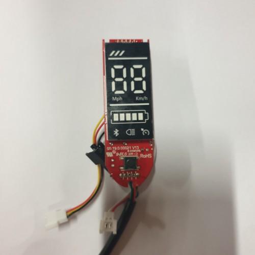 Display till Alu-8 Flex incl. bluetooth