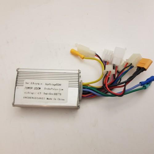Elektronikbox 200W 24V till Drift Trike