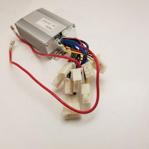 Elektronikbox 800W 36V för el-ATV Viper V4