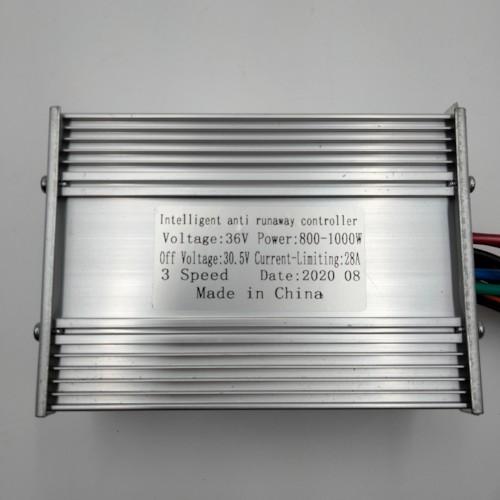 Elektronikbox 2008 800W-1000W 36V till el-ATV Cobra V4