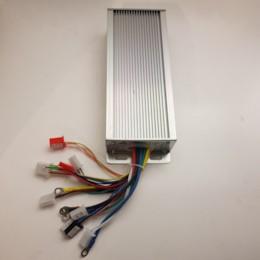 Elektronikbox 1200W 48V till GoKart Kardandrift