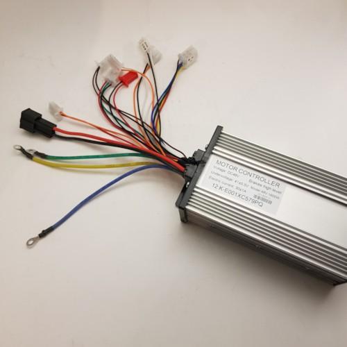 Elektronikbox 1300-1600W 48V Nitrox Elscooter - Borstlös
