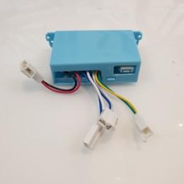Elektronikbox till elbil Pickup 4WD - Blå