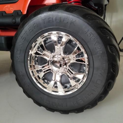 Hjul till Ford Ranger Monster Truck - Vänster