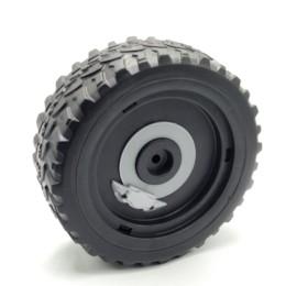 Framhjul till Pickup 4WD Version 2