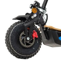 Framhjul inkl. däck och slang till EV Ultra