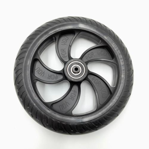 Bakhjul till Nitrox 350W lithium