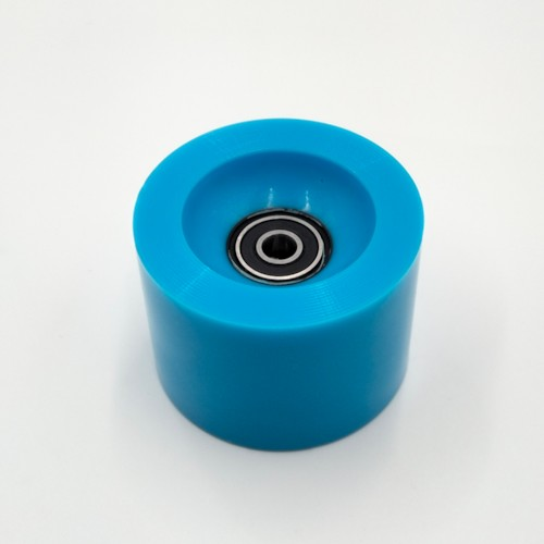 Hjul till Nitrox Elskateboard 150W och Longboard 500W - Blå