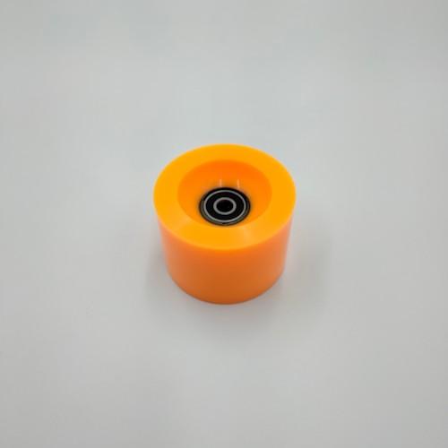 Hjul till Nitrox Elskateboard 150W och Longboard 500W - Orange