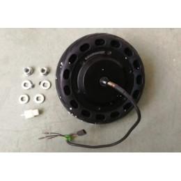 Framhjul inkl. motor och däck till Elscooter Nitrox Joy