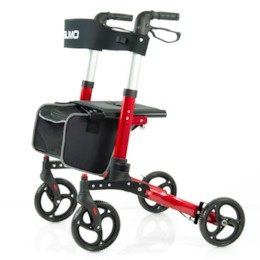 Rollator Blimo Flex - Röd