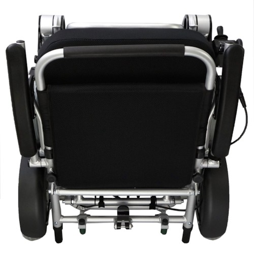 Elrullstol BLIMO Elite XL - Huvudlåda