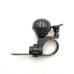 Ringklocka - svart